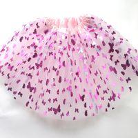Nouveau Filles ballet tutu jupe bébé tutu jupe princesse anniversaire tutu pettiskirt danse tutus pour les enfants
