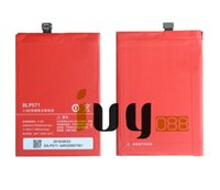 2 adet / grup 3000 mAh Orijinal BLP571 Yedek Li-Polimer Pil Için ONEPLUS 1 + Bir artı 64 GB 16 GB Piller Batteria Batterij