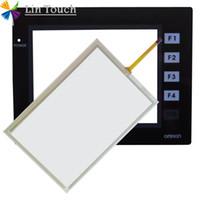 NEW NT5Z-ST121B-EC NT5Z-ST121-EC HMI-SPS TouchScreen UND Front-Etikett Film Touchscreen und Frontlabel