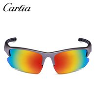 Hot Quality Semi- Rimless Sunglasses For Men Carfia 046 brand...