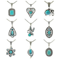 Good A+ + Fashion jewelry personalized turquoise handmade hol...