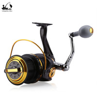Pesca carretilha 9000 12+ 1BB Meredith Fishing Reel Fishing S...