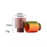 510 Thread Epoxy Resin Drip Tip for SMOK TFV8 Baby Cloud Bea...