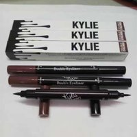 Kylie Double- end Waterproof Double Sided Liquid Eyebrow Pen ...
