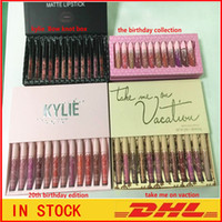NEW 12color =1box 4 style High- quality Hot new kylie 12 colo...