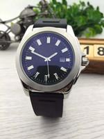 Лучший продавец DHgate Новые часы Мужчины Галактический черный циферблат резиновый ремень часы автоматические механические часы мужские платья часы