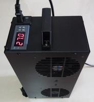 Trasporto libero 1x macchina di raffreddamento del refrigeratore del refrigeratore di acqua termoelettrico per il calore del calore del calore del calore serbatoio di pesce dell'acquario 100L