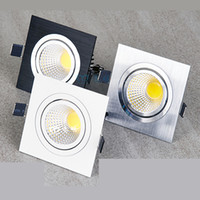 Super Bright Recessed LED Dimmable Downlight COB10W LED Spot...
