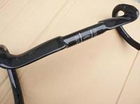 Livraison gratuite Scale-free Full fibre de carbone une seule pièce de carbone Le guidon du vélo tige avant fourche diamètre coussin de siège