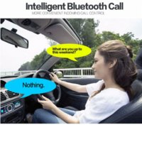 Car Radio Player In Dash FM Audio Player Bluetooth Auto Ster...