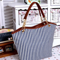 New fashion Womens Shoulder Bags Canvas 3Colors 2 root Strip...