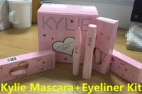 kylie jenner 2 in 1 mascara set eyeliner birthday edition 3D...