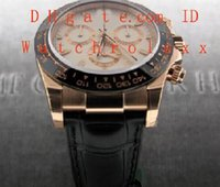 Top JF Factory V5 Mens Chronograph Stopwatch Automatic Eta 7...