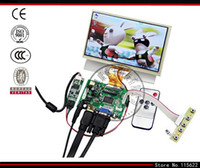 7 pollici Raspberry Pi Display LCD Touch Screen Display TFT con Touchscreen Kit Scheda driver VGA input HDMI