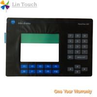 NEU PanelView 600 2711-K6C5 2711-K6C8 2711-K6C9 HMI-SPS Folientastatur mit Folientastatur Zum Reparieren der Maschine über die Tastatur