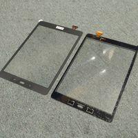لسامسونج غالاكسي تبويب 9.7 SM-T550 T550 الأصلي جديد لمس الشاشة محول الأرقام استبدال أجزاء شحن مجاني