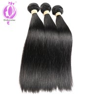 Brazilian Straight Hair 3 Bundles Unprocessed Virgin Human H...