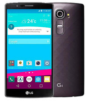 """Оригинальный LG Г4 H810 H811 H815 VS986 5.5"""" 3 ГБ оперативной памяти 32 ГБ ROM четырехъядерных процессоров 16 МП 4G смартфон восстановленное разблокирована мобильного телефона"""