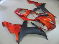 야마하 YZF R1 2002 2003 페어링 용 레드 블랙 페어링 키트, YZF R1 02 03 BC46 세트
