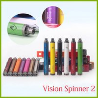 Vision Spinner II 13 colors 1650 mah Electronic Cigarettes E...