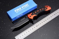 2017 Cold Steel 216 Fast Open Tactical Folding Knife 7Cr17Mo...