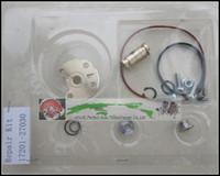 Турбо восстановить комплект для ремонта турбонагнетателя gt1749v 17201-27030 721164 турбонагнетатель для Тойота РАВ4 Авенсис Д4Д пикник предлежание Эстима 1КД-ФТВ 2.0 л