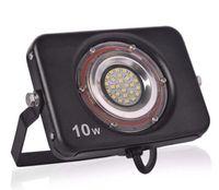НОВЫЙ светодиодный прожектор 110 В 220 В отражатель ультратонкий светодиодный прожектор 10 Вт 20 Вт 30 Вт 50 Вт светодиодное наружное освещение SMD2835 прожектор лампы водонепроницаемый MYY