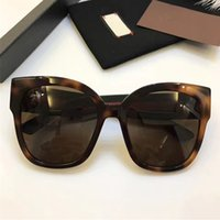 Popular 0059S Sunglasses Luxury Women Brand Designer 0059 Ov...