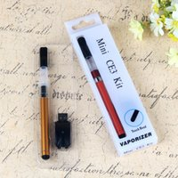 CE3 BUD Touch O-pen Blister Kit Vape BUD Pen con cargador USB e Cig Cartridges Wax Oil 510 Rosca TZ733