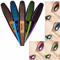 Colorful Mascara smudge- proof rimel Party Makeup Magic Eyela...