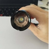 Free DHL, G700 E17 CREE XML T6 High Power LED Torches Zoomabl...