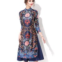 Vietnam Aodai Cheongsam 2017 New Dress Dress Codes In Vietna...