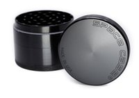 Space Case Grinders 63mm Herb Grinder 4 Piece Tobacco Curshe...