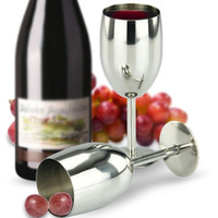 Practical Red Wine Cups Stainless Steel Goblet No Peculiar S...