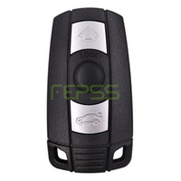 Llave remota de 3 botones CAS3 para BMW E60.E61.E90.E92 315LPMHz con chip ID7944