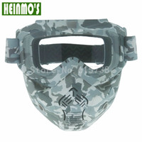 Brand New High Quality Motocycle Detachable Sport Goggle Mod...