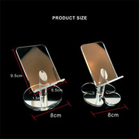 Newest Acrylic display stand mobile phone mounts holder for ...