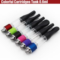Top quality Colorful Bud Touch CE3 Cartridges Tank 0. 6ml Vap...