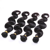 Z&F Brazlian Virgin Hair Weft 8- 30 inch Black Virgin Remy Ha...