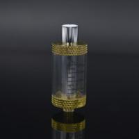 Clearomizer atomizador 2.5 ml 2.0ohm sem substituição de pavio de algodão para E Tubulação 618 Caneta Vaporizador Cigarro Eletrônico Imitar Fumar Madeira Maciça