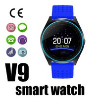 Original quality V9 Smart Watch Bluetooth Android MTK6261D D...