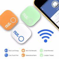Nut 2 Bluetooth Mini Anti-perso Tracking Tag Intelligent Alarm Patch Bambino Pet GPS bidirezionale Smart Finder Supporto iOS telefono Android