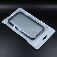 DHL 900 шт. / Лот Пластиковый замок ZIP оптом Galaxy Note 7 5 / iPhone 7 6s Plus Чехол для мобильного телефона Пакет пакетов с зависанием