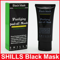 SHILLS Black Mask Blackhead Remover Deep Care Cleansing Peel...