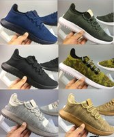 Real picture new 2018 Mens Tubular Shadow Knit Core Cardboar...