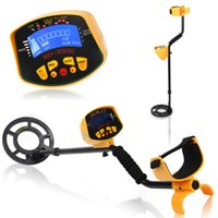 High Quality Metal Detector LCD Screen Deep Target Power Coi...