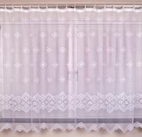 Jardin de nouveaux rideaux de pure fenêtre en dentelle de polyester avec une chute de la bande de dentelle fleur rose rideaux grand voilages net rideau enfants