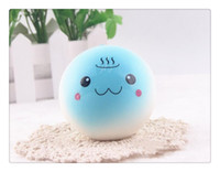 Wholesale Cute Slow Rising Squishies Buns Bread Phone Squish...