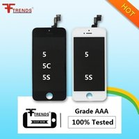 Black White LCD Display Touch Screen Digitizer Full Assembly...