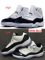 Midnight Navy 11s Midnight Navy LOW High GG XI Blue Moon Bas...